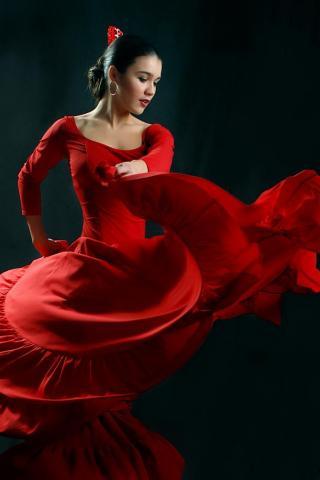 Работа танцовщицей