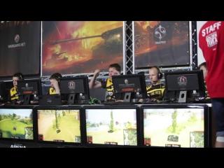 anantoli4 vs bison power (bison wins!) WGL Kiev season 1