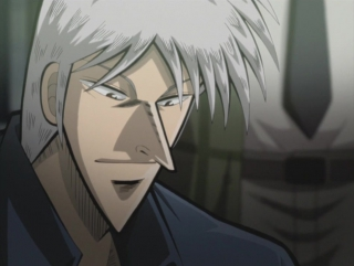 Touhai Densetsu Akagi _ Акаги, легенда маджонга 16 серия