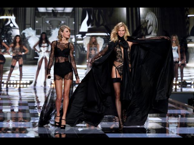 Taylor Swift Style-Angel Ball VICTORIA'S SECRET FASHION SHOW 2014