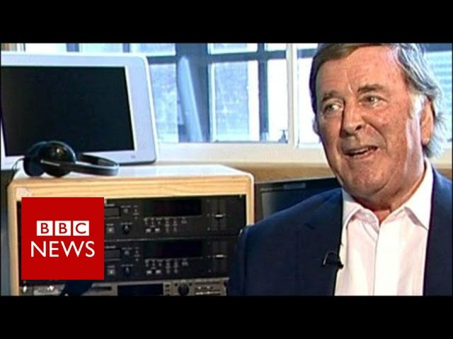 Five Minutes With Sir Terry Wogan - BBC News