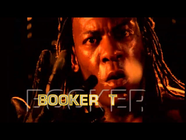 Booker T Can You Dig It Sucka Entrance Video