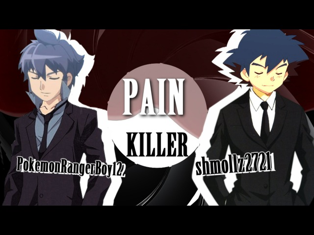 ☆P@IN KILL€R Ash/Satoshi Alan/ Alain [Pokemon XY Z] (Dedicated to shmollz2712)☆