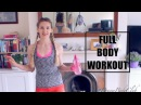 Интервальная тренировка для похудения тренируемся дома