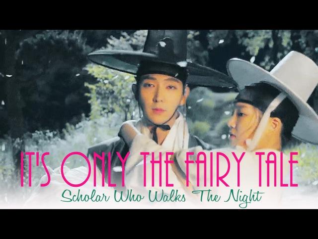 HD 밤을 걷는 선비❤Scholar Who Walks The Night ❤Sungyeol YangSun ❤It's only the fairy tale❤이준기