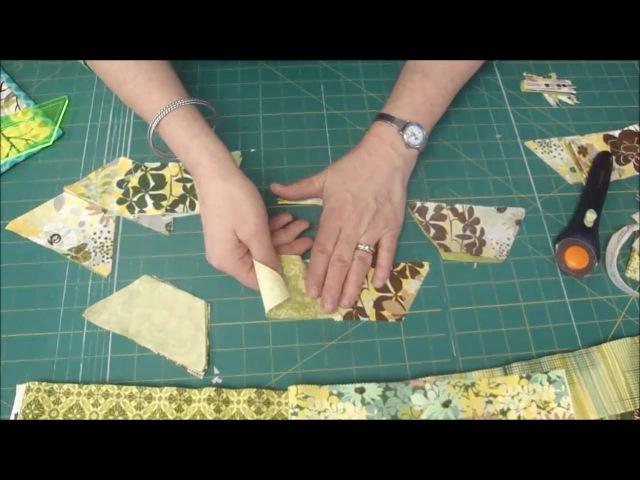 Make a Hexagon Quilt Using the 5