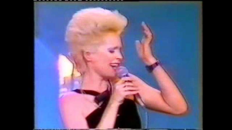 Patty Pravo LA BAMBOLA (en espanol) 1986
