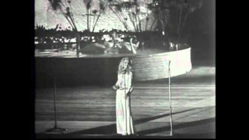 Patty Pravo - La bambola live - Diapason d'oro della musica - Nuccio Costa