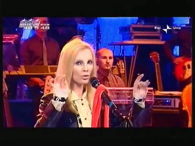 Patty Pravo a telethon 2009 canta