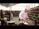 """Мастер-класс №7 """"Жюльен грибной"""" - шеф-повар Эдуард Щербинин (16.08.2013)"""
