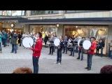 Party Rock Anthem - LMFAO Flashmob Marchingband TSV Lauf