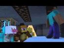 5 Ночей С Фредди , Анимация Майнкрафт