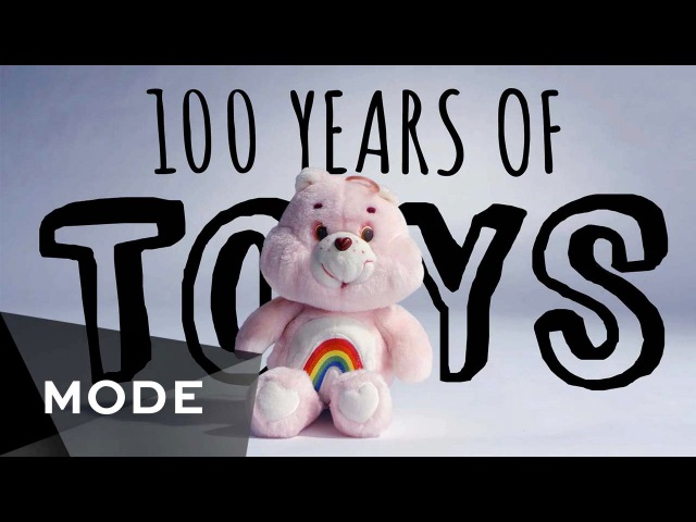 100 Years of Toys ★