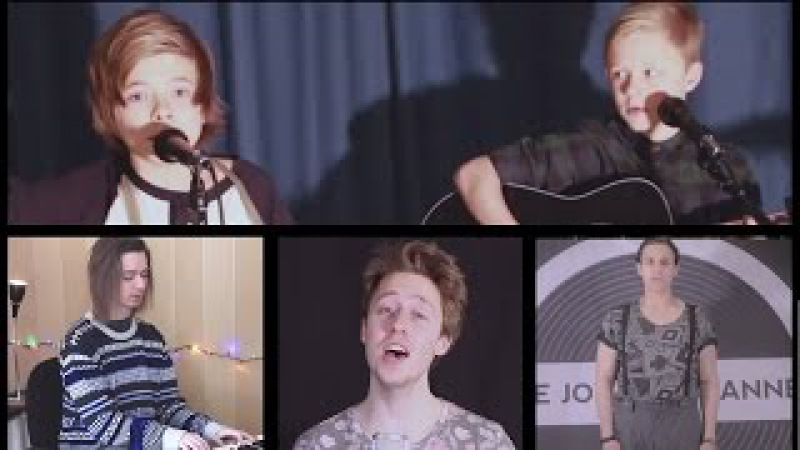 Youre Beautiful (James Blunt) - Joel Sandberg ft. Emil Sven, The Jovian Channel Randler Music
