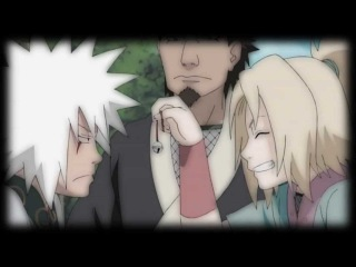 Naruto (Jiraya) - Castle of Glass [AMV]