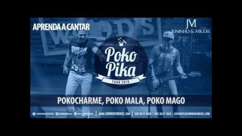 Juninho e Miguel - Poko Pika (Áudio Oficial)