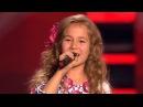 Пелагея спела a cappella цыганскую песню с Маргаритой Стрюковой. Голос.Дети-3
