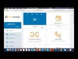 Регистрация и верификации кошелька Helix Money