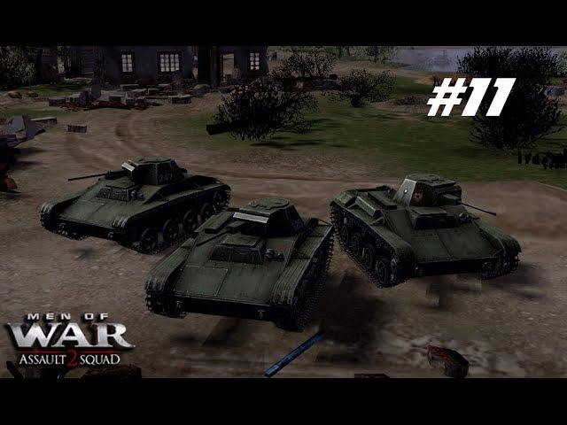 Ненасытные амбиции. В тылу врага: Штурм 2 \ 3 vs 3 \ СССР vs Германия. Захват территорий.11