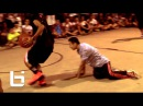 Sick Chinese Street Ballers Breaking Ankles & Dunking!!! Shift Team Mixtape Feat. Devin Williams