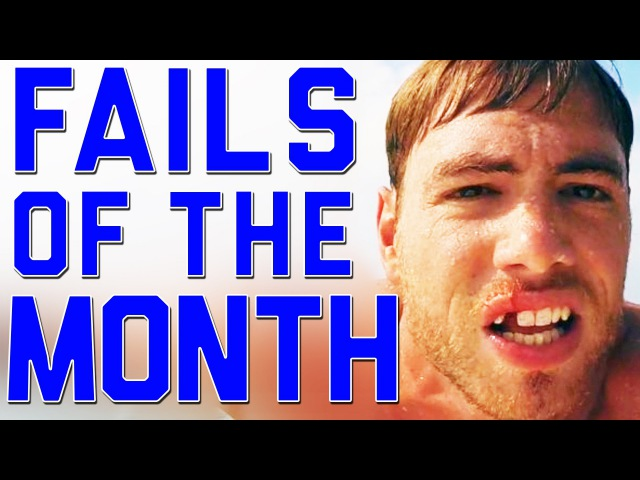 Best Fails of the Month January 2016