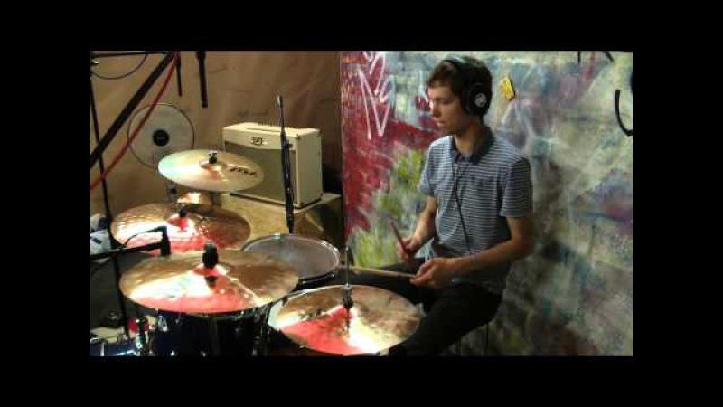 Green Day – Holiday (Drum Cover Pasha Novikov)