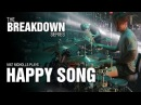 The Break Down Series Mat Nicholls plays Happy Song