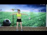 Стройное тело с Бодифлекс.  3 упражнения для рук.