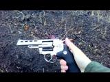 Пневматический револьвер калибр 4,5 SW-R4silver