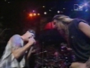 Skid Row With Rob Halford - Delivering The Goods (Live) [MTV]