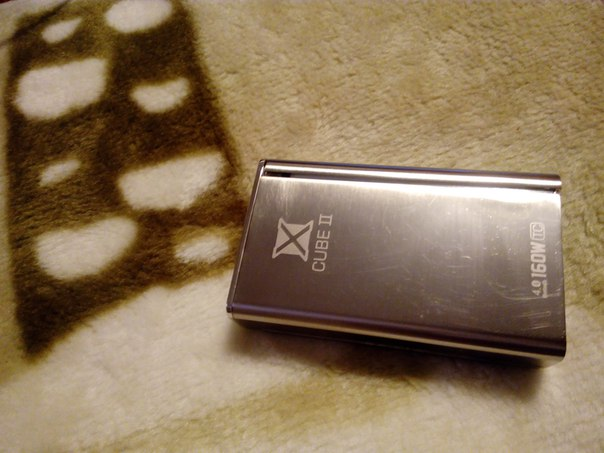 Продам x cube ii от  smok® 806