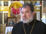 В Пензу доставлены святыни с горы Афон