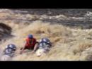 Побег гребцов с катамарана