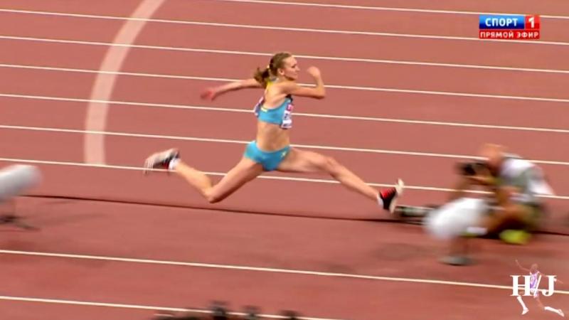 Olga Rypakova Triple Jump 14.77m Beijing 2015