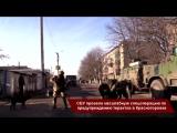 СБУ провела масштабную спецоперацию по предупреждению терактов в Красногоровке