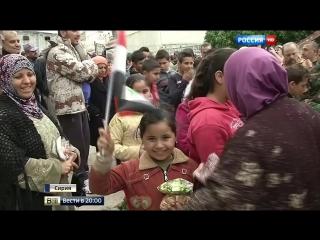 Перемирие в Сирии: процесс становится необратимым