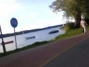 прогулянка біля озера Chojnice 2015