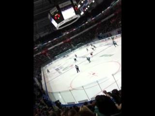 Хоккей Салават Юлаев -ЦСКА 1:0 5.02.16 (2)