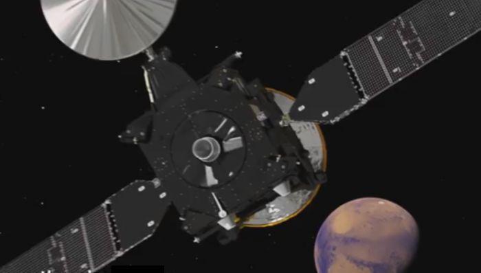 Опубликовало видео про будущую миссию «ExoMars»