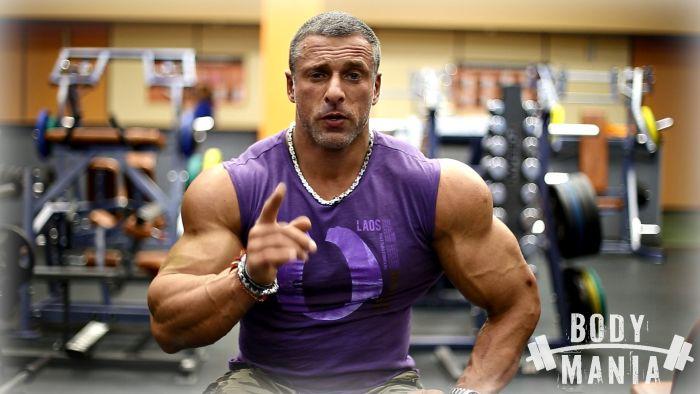 Секрет мощных грудных мышцы от Стаса Линдовера