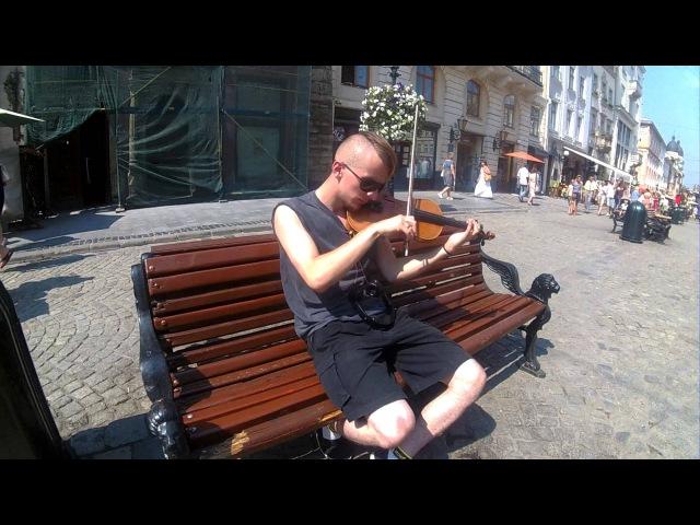 Lviv street musicians 060 Вільчинський Демян Золочів blackrain1310@gmail com ч 1
