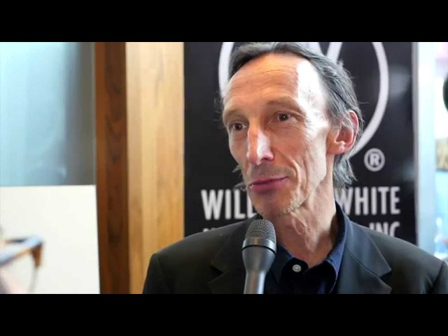 Red Carpet interview with Julian Richings - William F. White TIFF15 party.