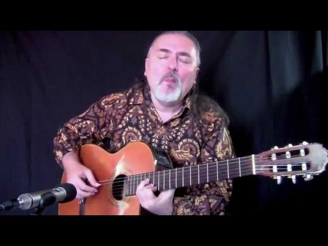 В Мирe Животных на гитаре - Alouette - Igor Presnyakov - fingerstyle guitar