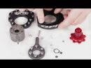 Ремонт роторного демпфера GPR