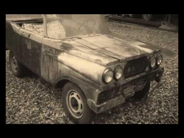 АвтоПлюс. Самодельные автомобили СССР