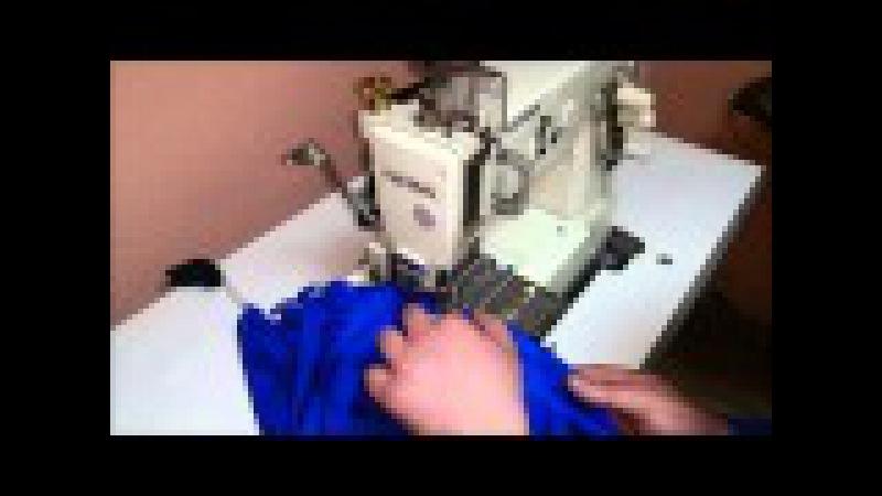 Плоскошовная швейная машина Kansai Special DVK1702PMD