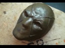 Как сделать маску DeadPool (1 часть )