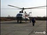 Двоих подростков с дрейфующей льдины сняли хабаровские спасатели.MestoproTV