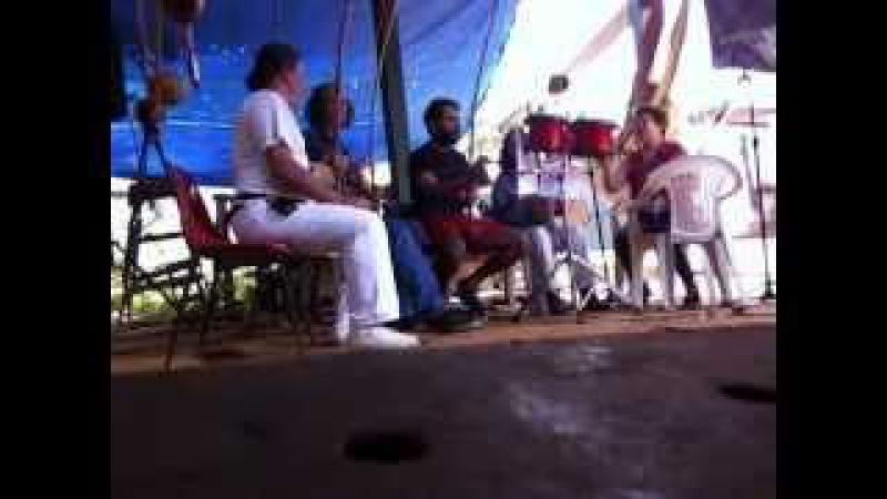 Orquestra Harmônica de Berimbaus na Chácara Pau D'Óleo na Chácara Pau D'Óleo. IMG 2480. 252,8 MB