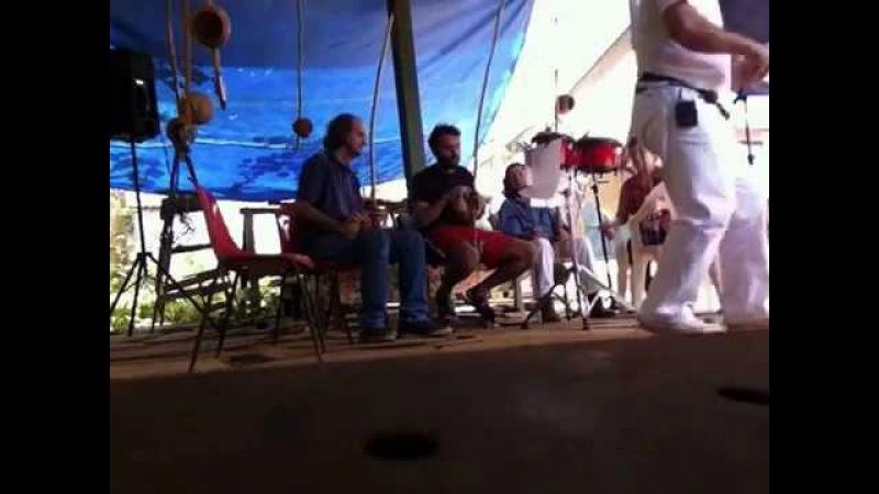 Orquestra Harmônica de Berimbaus na Chácara Pau D'Óleo na Chácara Pau D'Óleo. IMG 2481. 135,3 MB